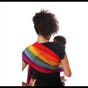 Maya Wrap Dorothy Sling Accessories New Maya Wrap Striped Baby